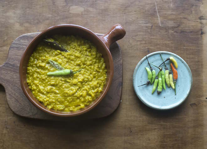 Sri Lankan Dahl Curry recipe landscape