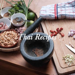 Thai Recipes - Make the Classics at Home
