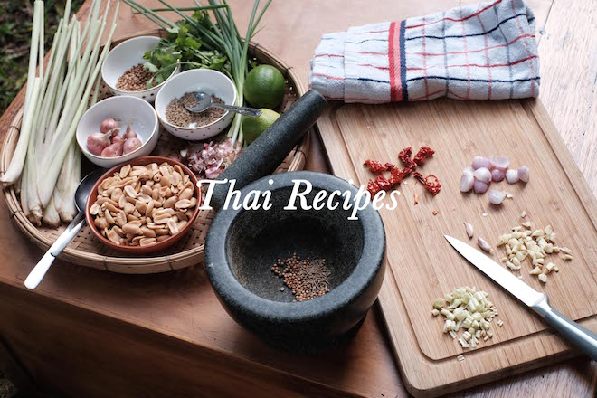 Thai Recipes cover