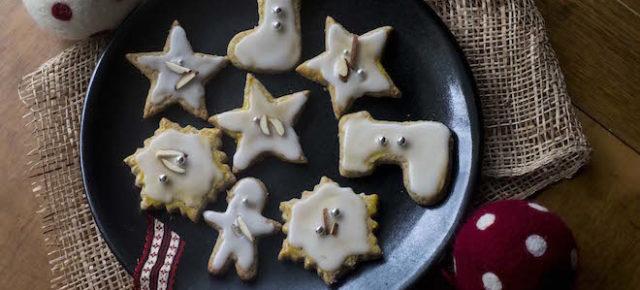 German Christmas Cookies Recipe (Weihnachtsplätzchen)