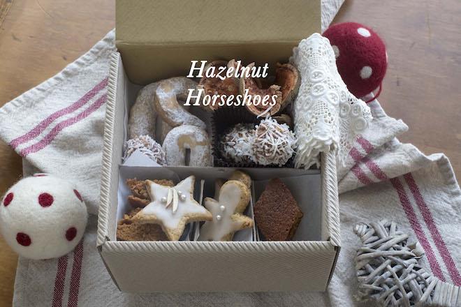 Hazelnut Horseshoes cover