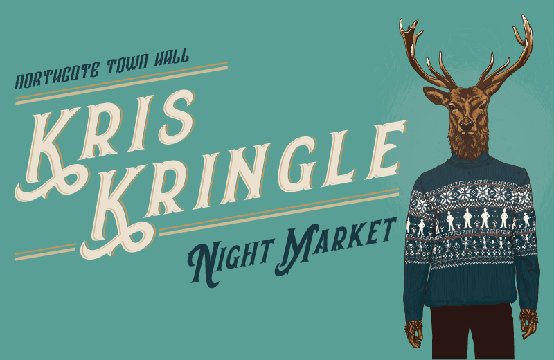 Melbourne Christmas Markets 2017 Northcote Kris Kringle 2017