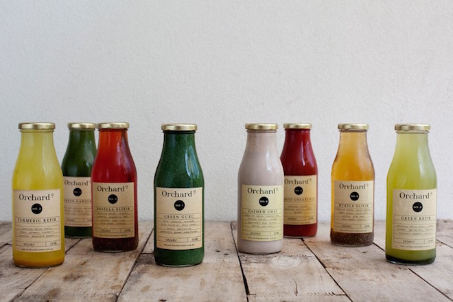 Orchard St Elixir Bar Sydney Clean Eats