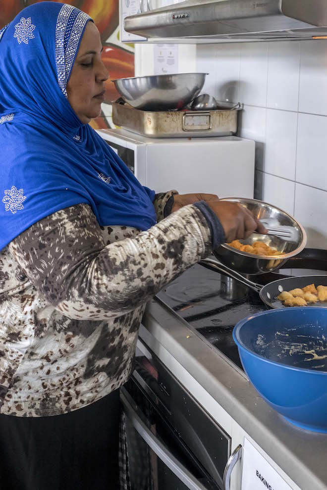DC Cooking Class and Lunch Shadiya Makleel