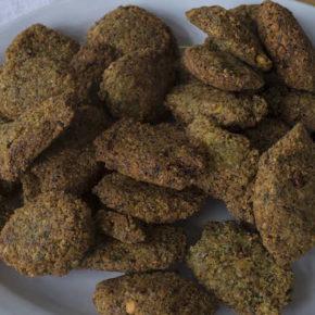 Homemade Eritrean Falafil Recipe (Falafel)
