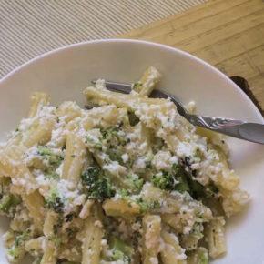 Broccoli and Ricotta Pasta