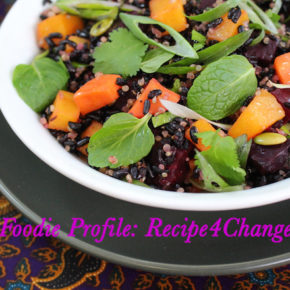 Foodie Profile: Recipe4Change