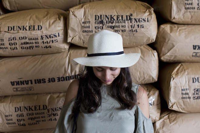 Sri Lanka Dunkeld Tea Estate Jen Tea Bags