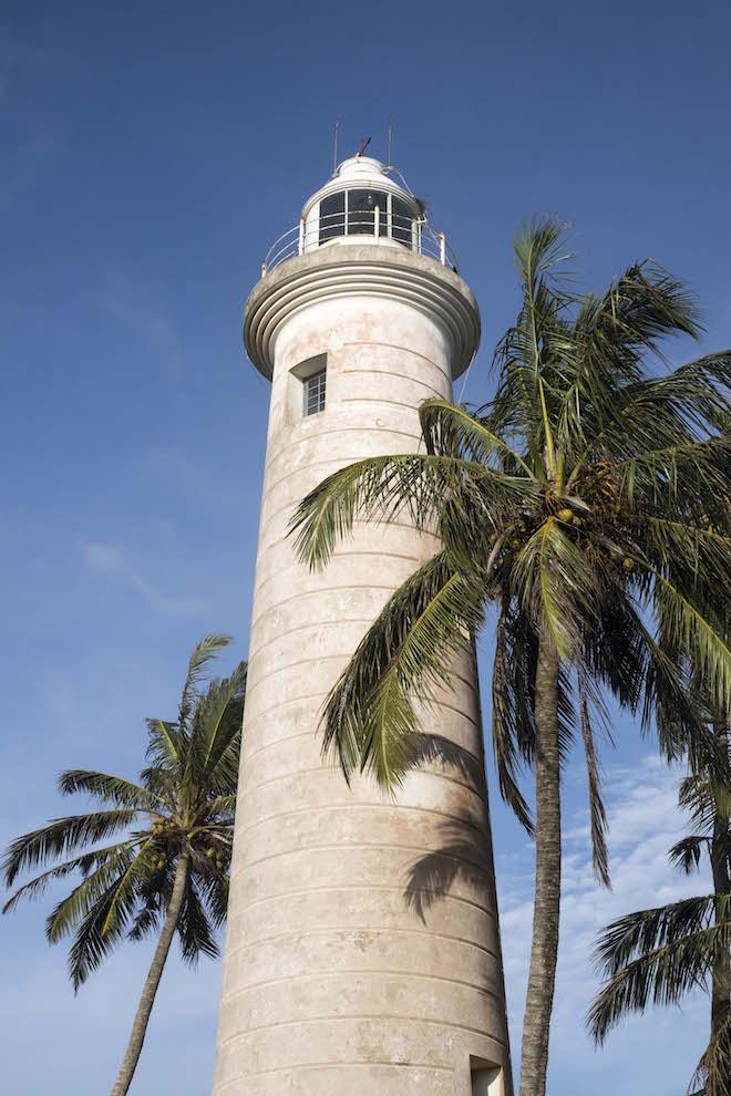 Sri Lanka Galle Fort Lighthouse