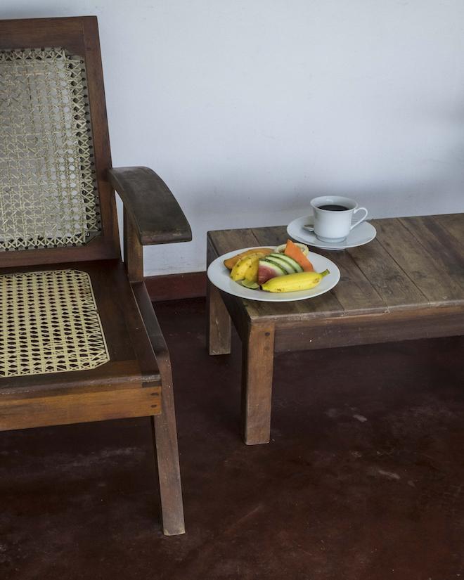 Sri Lanka Mirissa breakfast chairs copy
