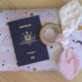 Travel: Tips for Flying Solo with a Baby
