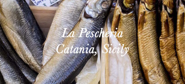 La Pescheria Catania - A Feast for the Eyes and Belly