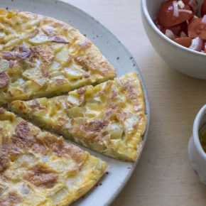 Potato Frittata Recipe