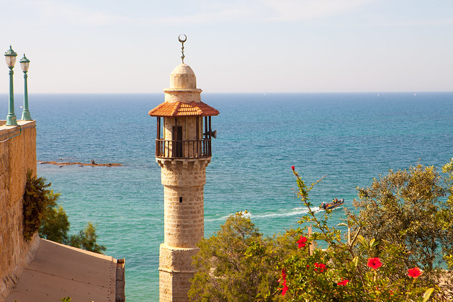 Tel Aviv Travel Guide Jaffa View to the Sea by Dana Friedlander