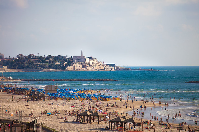 Tel Aviv Travel Guide Beach