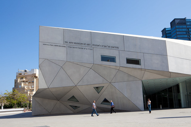 Tel Aviv Travel Guide Museum of Art