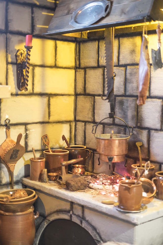 World of Kitchens Medieval site