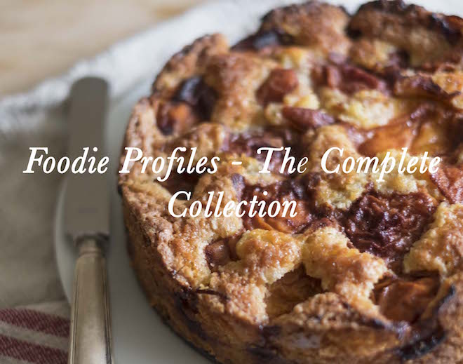 Foodie Profiles Complete Collection Cover