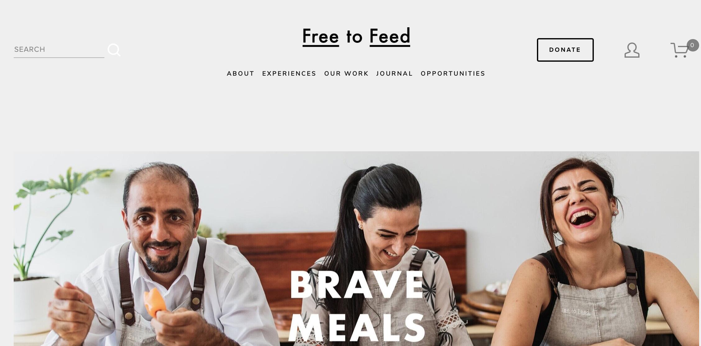 Brave Meals Melbourne Food Orders for Good