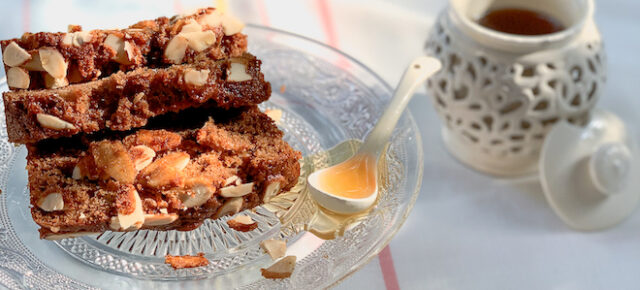 Spiced Honey Cake Recipe