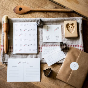 SHOP FESTIVE BAKING STATIONERY