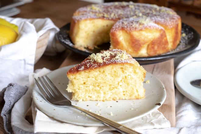Lemon ginger cinnamon cake recipe ls site