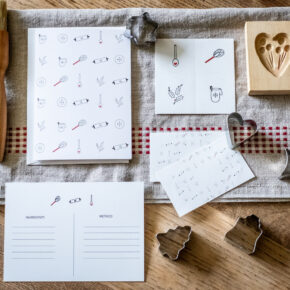 Shop Our Festive Baking Stationery Range