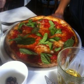 Review: I Carusi Pizza