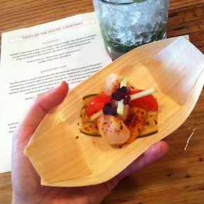 Joe's Bar and Dining Hall - Taste of the South Festival preview