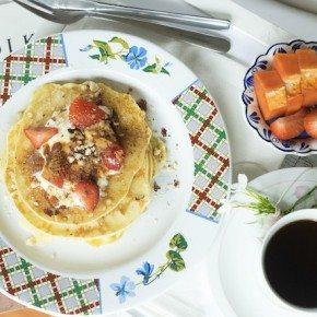 The Art of Breakfast in Bed