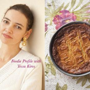Foodie Profile: Tessa Kiros - Cookbook Author