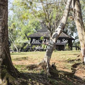 Travel: Things to do in Chiang Rai