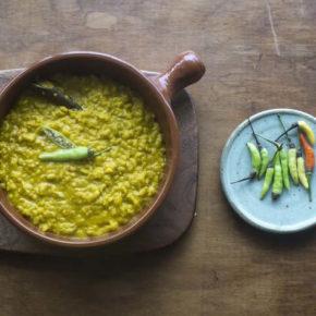 Sri Lankan Dahl Curry Recipe