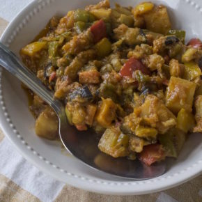 Eritrean Vegetable Curry