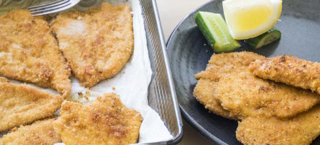 A Simple Paprika Schnitzel Recipe