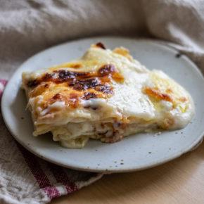 Cacio e Pepe Lasagna Recipe
