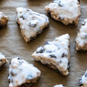 Papassini recipe (Sardinian Christmas biscuits)